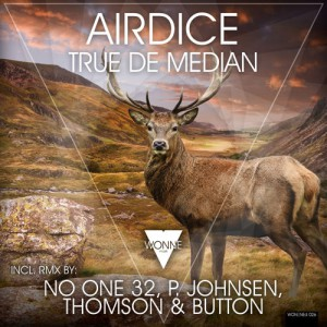 AIRDICE – True De Median / No One 32 Remix – WONNEmusik026